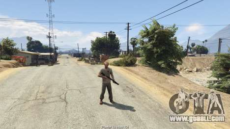 Powerful Shotguns [.NET] 0.2 for GTA 5