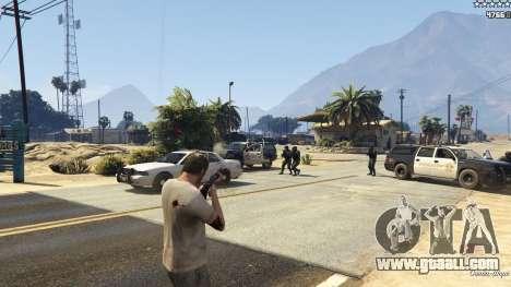 GTA 5 Powerful Shotguns [.NET] 0.2 sixth screenshot