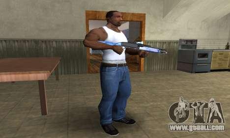 Sky Shotgun for GTA San Andreas third screenshot