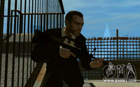 A-91 for GTA 4 second screenshot