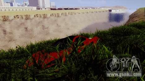 ENBTI for Low PC for GTA San Andreas second screenshot