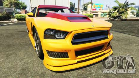 Bravado Buffalo Dodge Charger for GTA 5