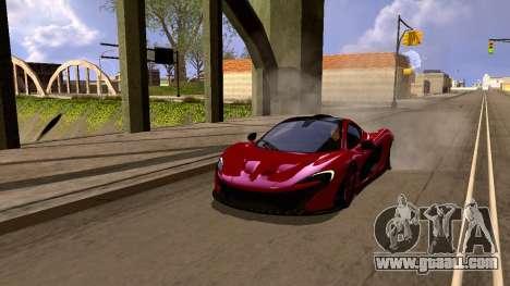ENBTI for Low PC for GTA San Andreas third screenshot