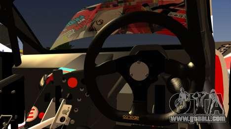 Subaru Impreza 2003 Love Live Muse Team Itasha for GTA San Andreas inner view