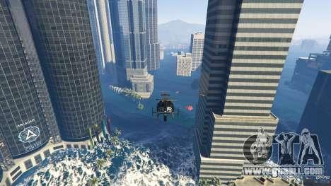 Tsunami for GTA 5