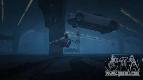 GTA 5 Tsunami second screenshot