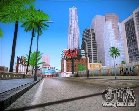 Sparkle ENB for GTA San Andreas third screenshot