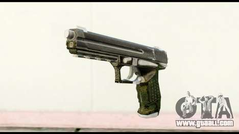 Pistol from Crysis 2 for GTA San Andreas