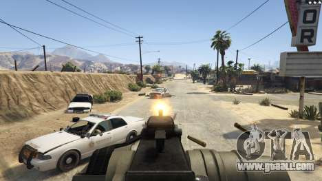 GTA 5 Control Heist Vehicles Solo [.NET] 1.4 fifth screenshot