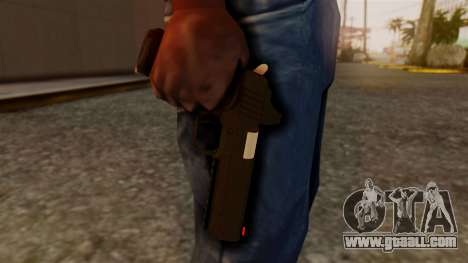 Heavy Pistol GTA 5 for GTA San Andreas third screenshot