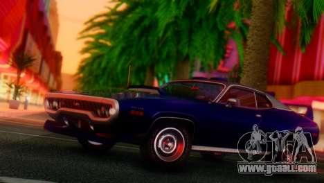 ENB Series by STEPDUDE 3.0 Beta for GTA San Andreas forth screenshot