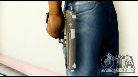 Pistol from Crysis 2 for GTA San Andreas third screenshot