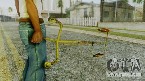 Infusion from Silent Hill Downpour for GTA San Andreas second screenshot