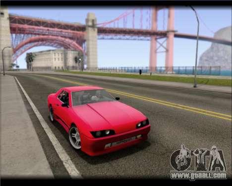Elegy Hard Stunt for GTA San Andreas