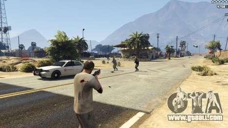 GTA 5 Powerful Shotguns [.NET] 0.2 ninth screenshot