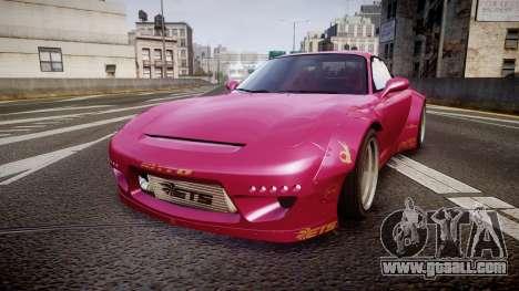 Mazda RX-7 RocketBunny [EPM] for GTA 4