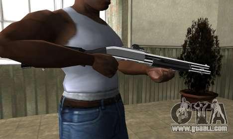 Royal Squad Shotgun for GTA San Andreas
