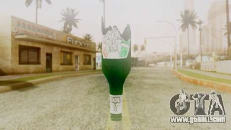 GTA 5 Broken Bottle v1 for GTA San Andreas
