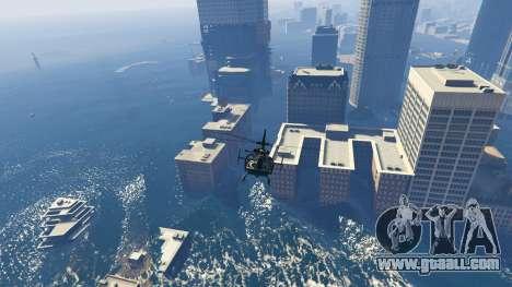GTA 5 Tsunami eighth screenshot