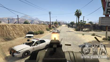 GTA 5 Control Heist Vehicles Solo [.NET] 1.4 fourth screenshot