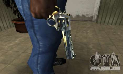 Revolver for GTA San Andreas