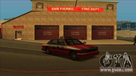 FDSA Premier Cruiser for GTA San Andreas left view