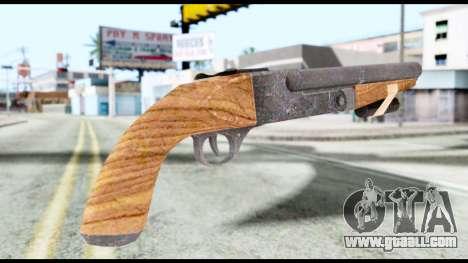 Shotgun from Resident Evil 6 for GTA San Andreas second screenshot