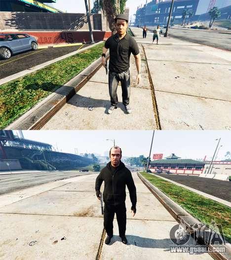 GTA 5 Duel in the Wild West v1.2 third screenshot