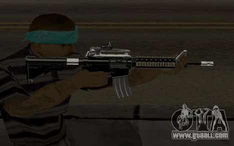 Weapon Pack for GTA San Andreas fifth screenshot