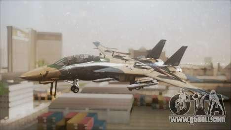 F-14D AC6 Halloween for GTA San Andreas