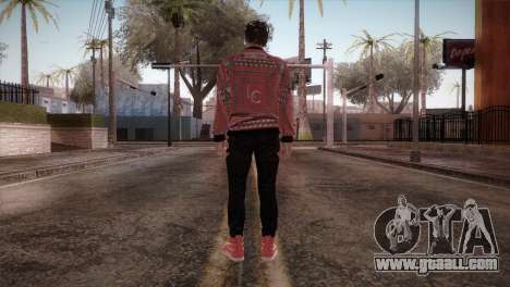 Skin3 from DLC Gotten Gaings for GTA San Andreas third screenshot