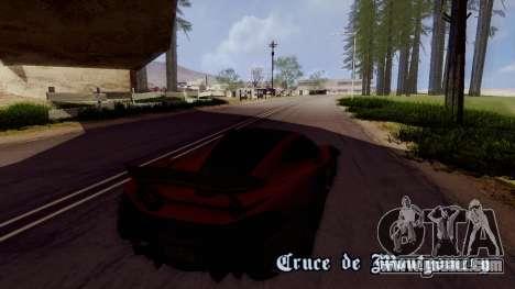 ENBTI for Low PC for GTA San Andreas forth screenshot