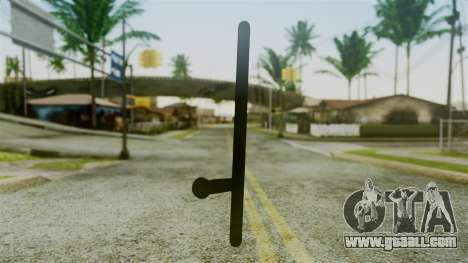 Police Baton from Silent Hill Downpour v2 for GTA San Andreas