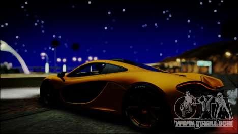ENBTI for High PC for GTA San Andreas ninth screenshot