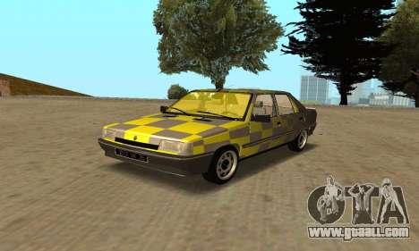 Renault 9 TSE 1992 for GTA San Andreas