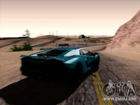 Jungles ENB v1.0 for GTA San Andreas second screenshot
