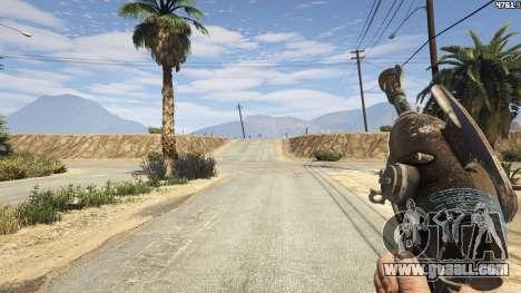 GTA 5 Fallout 3: Alien Blaster third screenshot