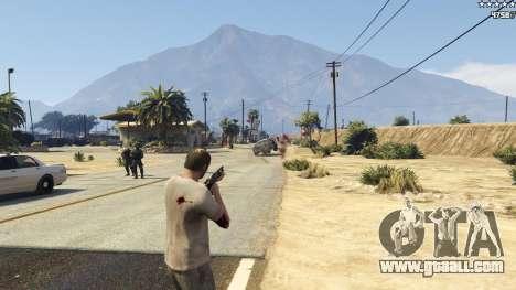 GTA 5 Powerful Shotguns [.NET] 0.2 eighth screenshot