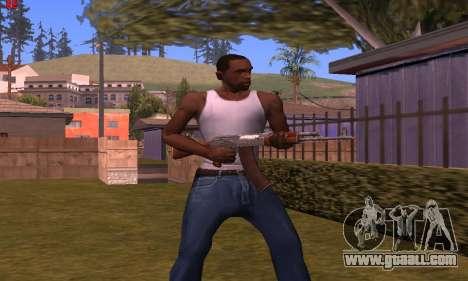 AK-47 from Battlefield Hardline for GTA San Andreas