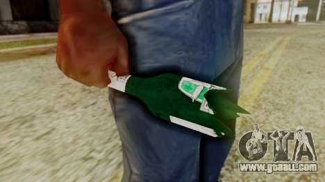 GTA 5 Broken Bottle v1 for GTA San Andreas second screenshot
