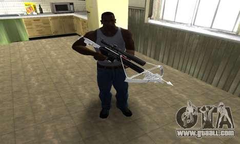 Crossbow for GTA San Andreas second screenshot