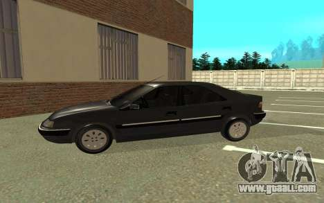 Citroen Xantia for GTA San Andreas back left view