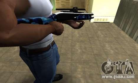 Water Shotgun for GTA San Andreas
