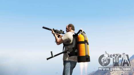 GTA 5 Jetpack v1.0.1 fourth screenshot
