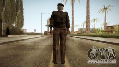 RE4 Don Esteban for GTA San Andreas third screenshot