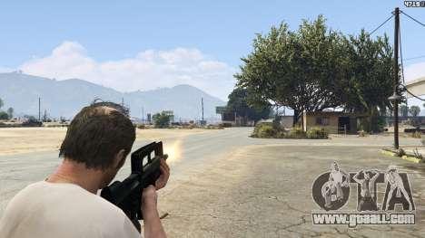 GTA 5 Famas F1 eighth screenshot