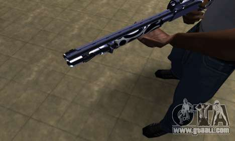 Oval Shotgun for GTA San Andreas second screenshot