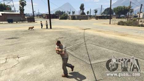 GTA 5 Katana v2.0 fifth screenshot