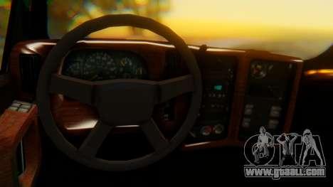 GMC Topkick C4500 for GTA San Andreas right view