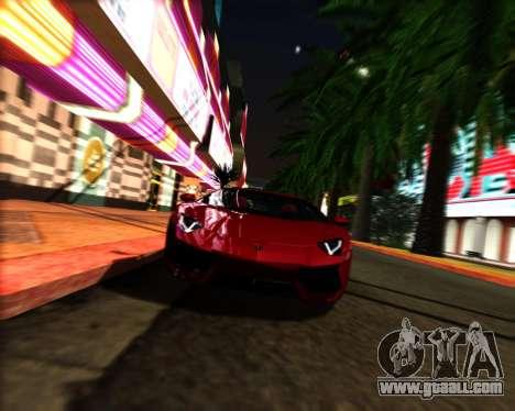 Jungles ENB v1.0 for GTA San Andreas third screenshot